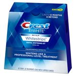 Crest 3D White No Slip Whitestrips Professional Effects